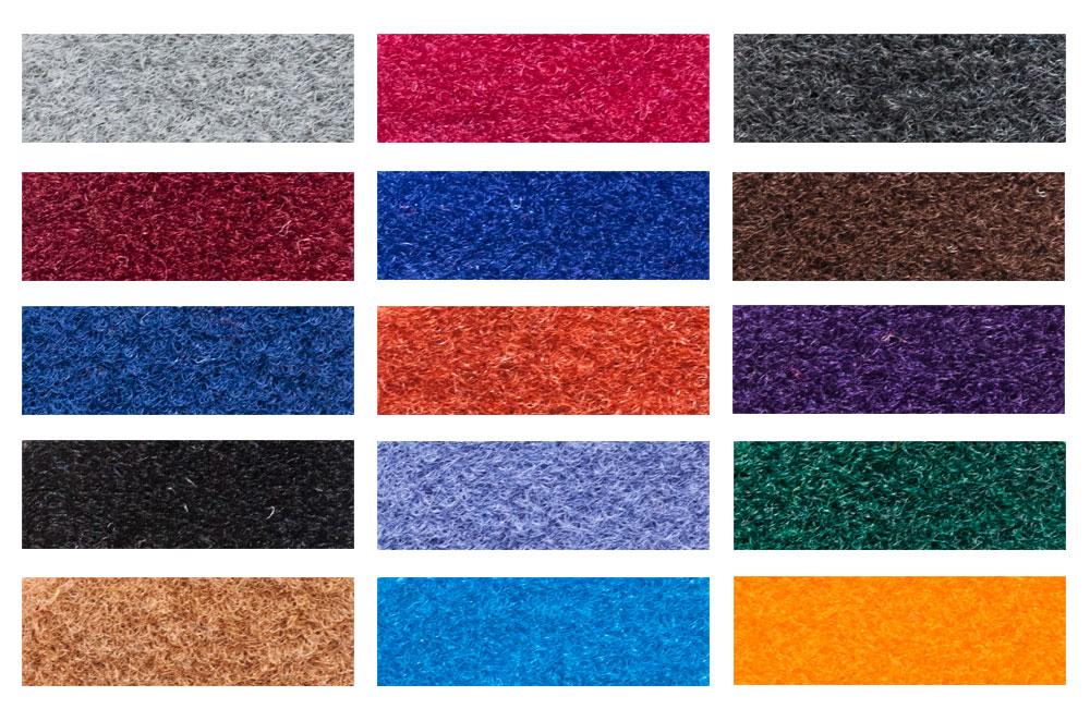 Event carpets